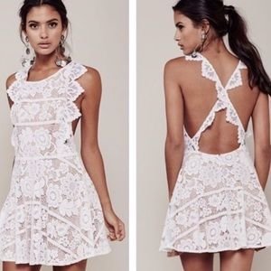For Love and Lemons Short Night Out Dress
